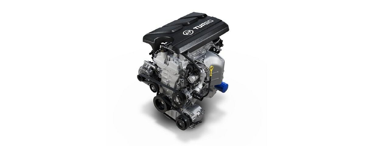 Un motor igual de atractivo
