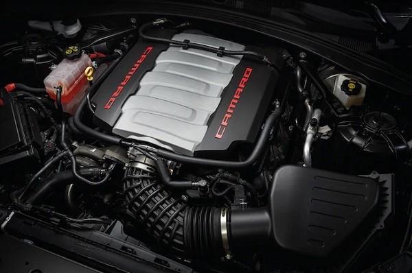 SS-Motor V8 de 6.2 L