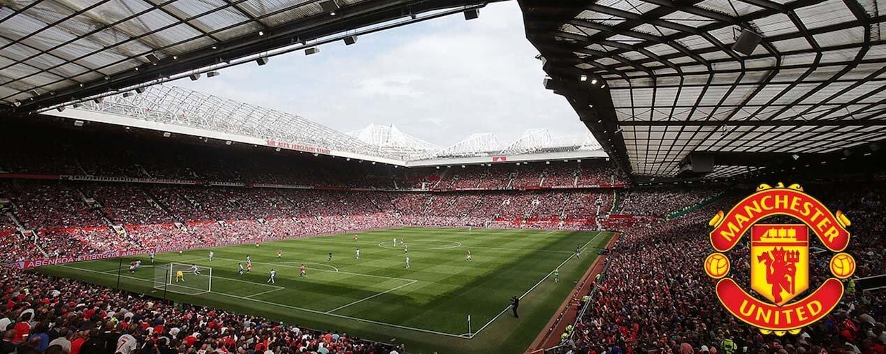 Banner Manchester united chevrolet bo